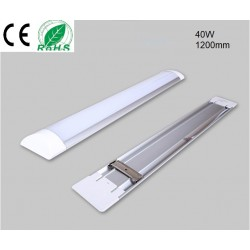 TUBE LED BATTEN-40W-1200MM-BLANC DU JOUR-IP20