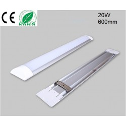 TUBE LED BATTEN-18W-600MM-BLANC DU JOUR-IP20