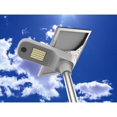 Lampadaire Solaire Autonome-60W