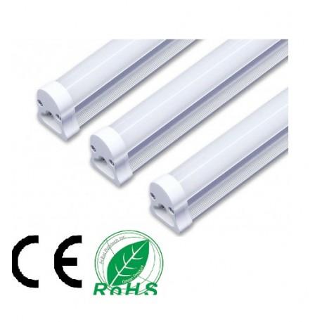 REGLETTE NEON LED T5 - 9W - 600mm - BLANC DU JOUR