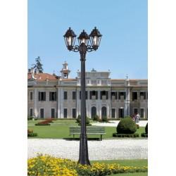 LAMPADAIRE RESINE 3L- GIGI-BISSO/ANNA-2090MMX560MM-CULOT E27-FUMAGALLI