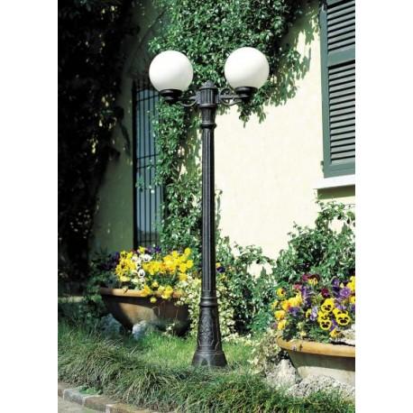 LAMPADAIRE 2L GIGI-BISSO/G250 2L-2200MMx670MM-CULOT E27