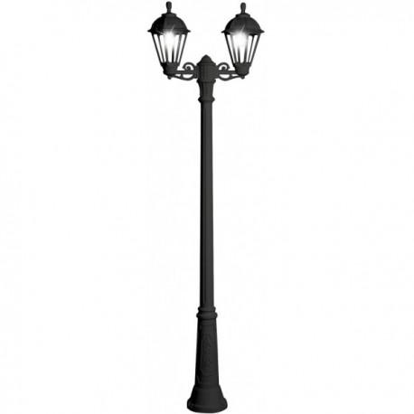 LAMPADAIRE RESINE 2L RICU/BISSO-2500MMx690MM-CULOT E27