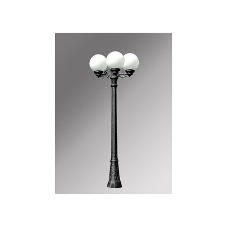 LAMPADAIRE RICU BISSO/G300 3L-2400MMX625MM-CULOT E27