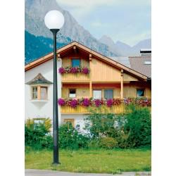 LAMPADAIRE GLOBE G500/ AKiLLE 4000MM-CULOT E40-FUMAGALLI
