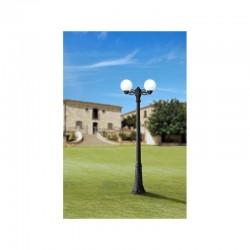 LAMPADAIRE RICU BISSO/G300 2L-2400MMX675MM-CULOT E27-FUMAGALLI