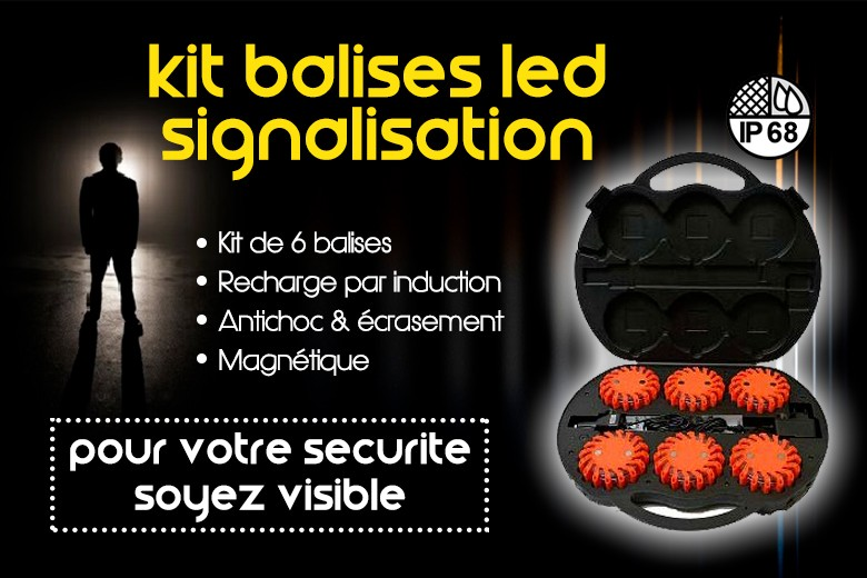 Kit balises led