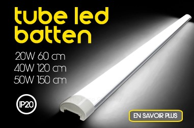 Tube Led Batten 20W / 40W / 50W